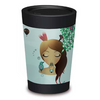 Ema Frost Coffee Cup - Sleeping Kotare Hine