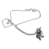 Dinkie Silver Necklace