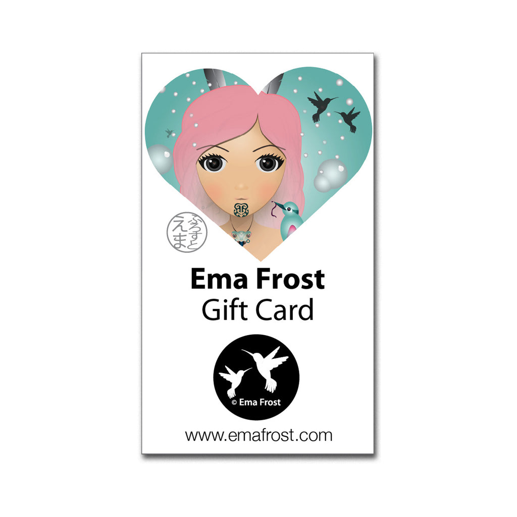 Ema Frost Gift Card - From $20