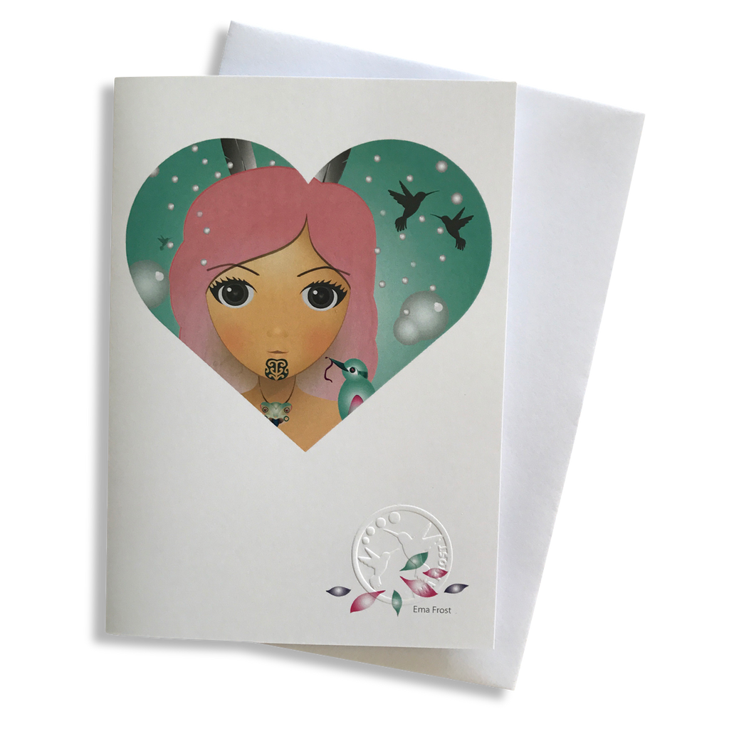 Gift Card - Heart Series: Holi
