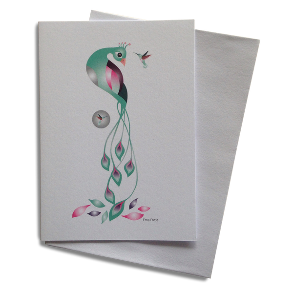 Gift Card - Enchanted Peacock