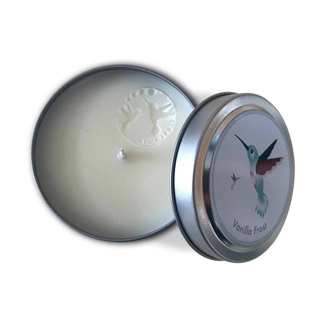 Ema Frost Travel Candle - Hummingbird