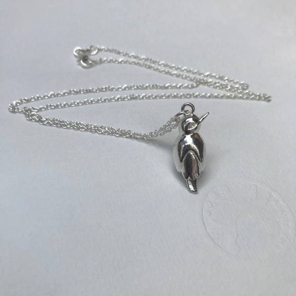 Kotare Silver Necklace