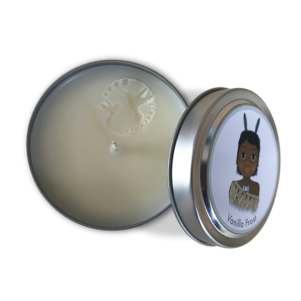 Ema Frost Travel Candle - Little Warrior Boy