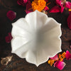 Marble Flower Bowl / Small 6 Petals