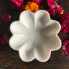 Marble Flower Bowl / Small 8 Petals