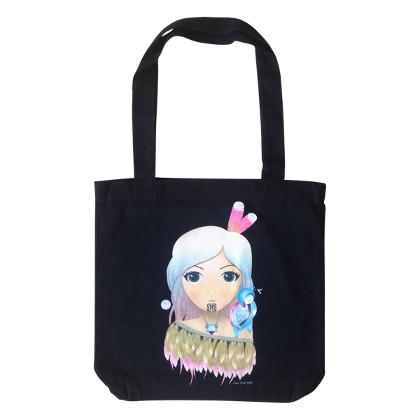 Frosty Tote Bag - Hine