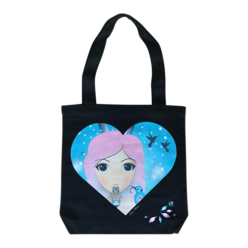 Frosty Tote Bag - Holi