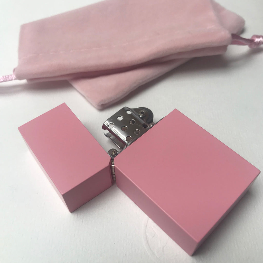 Sakura Pink Lighter // Refillable