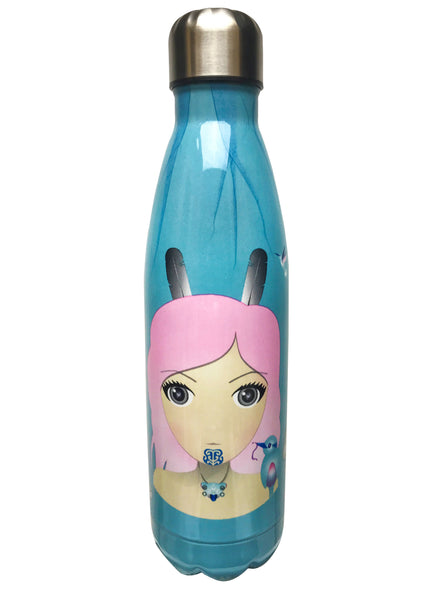 Ema Frost Drink Bottle - Holi Hine (Artist Series)