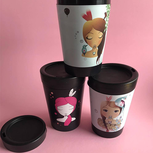 Ema Frost Coffee Cup - Gift Pack