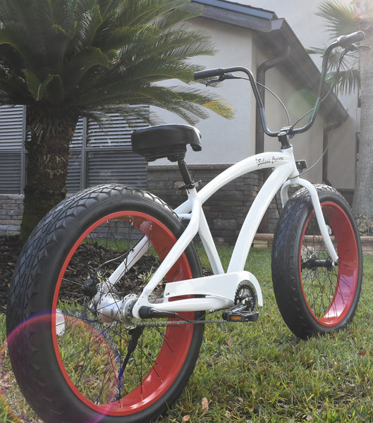 Fat Tire Beach cruiser, Fat Tire Beach Bicycle, Fat Tire Beach Bike, Fat Tire Cruisers
