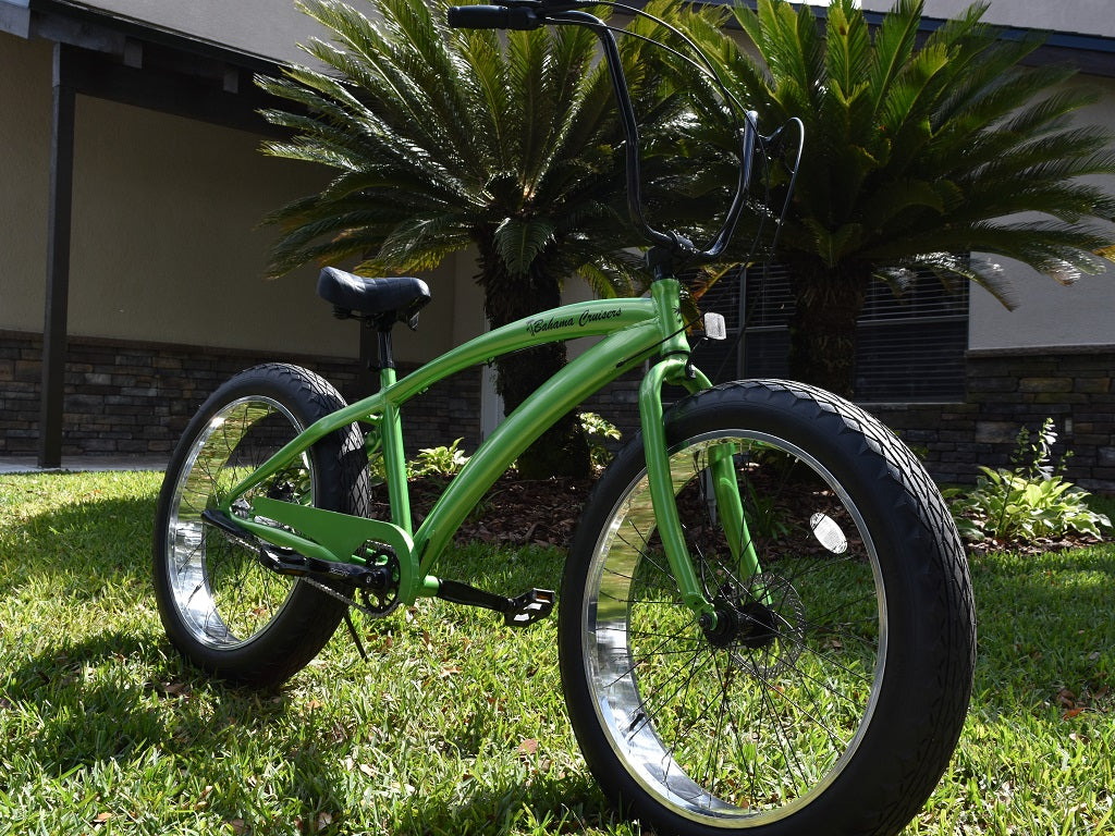 Fat Tire Beach Cruiser Bikes For Sale Bahama Cruisers