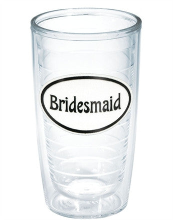 Bridesmaid Tervis Tumbler Closeout