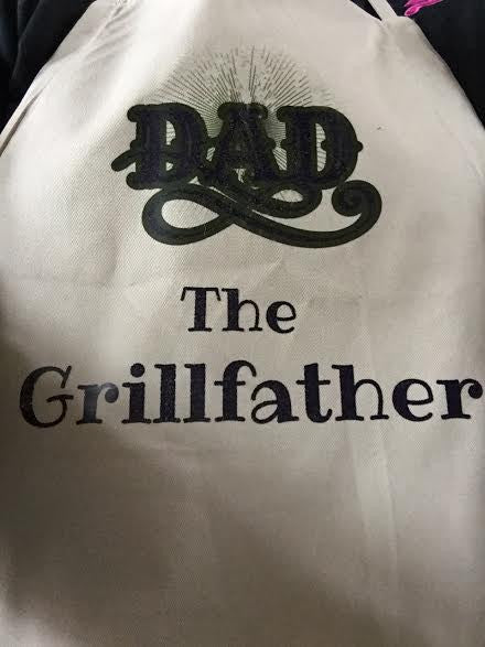 Grilling Apron for Dad