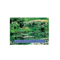 Monet's Gardens at Giverny Book of Postcards