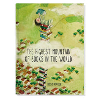 Libro de lectura The Highest Mountain of Book in the World
