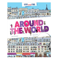 Libro de observación Around The World