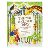 Libro de lectura The Zoo is Closed Today!