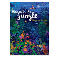 Libro de observación Hidden in the jungle