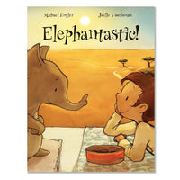 Libro de lectura Elephantastic Picture Book