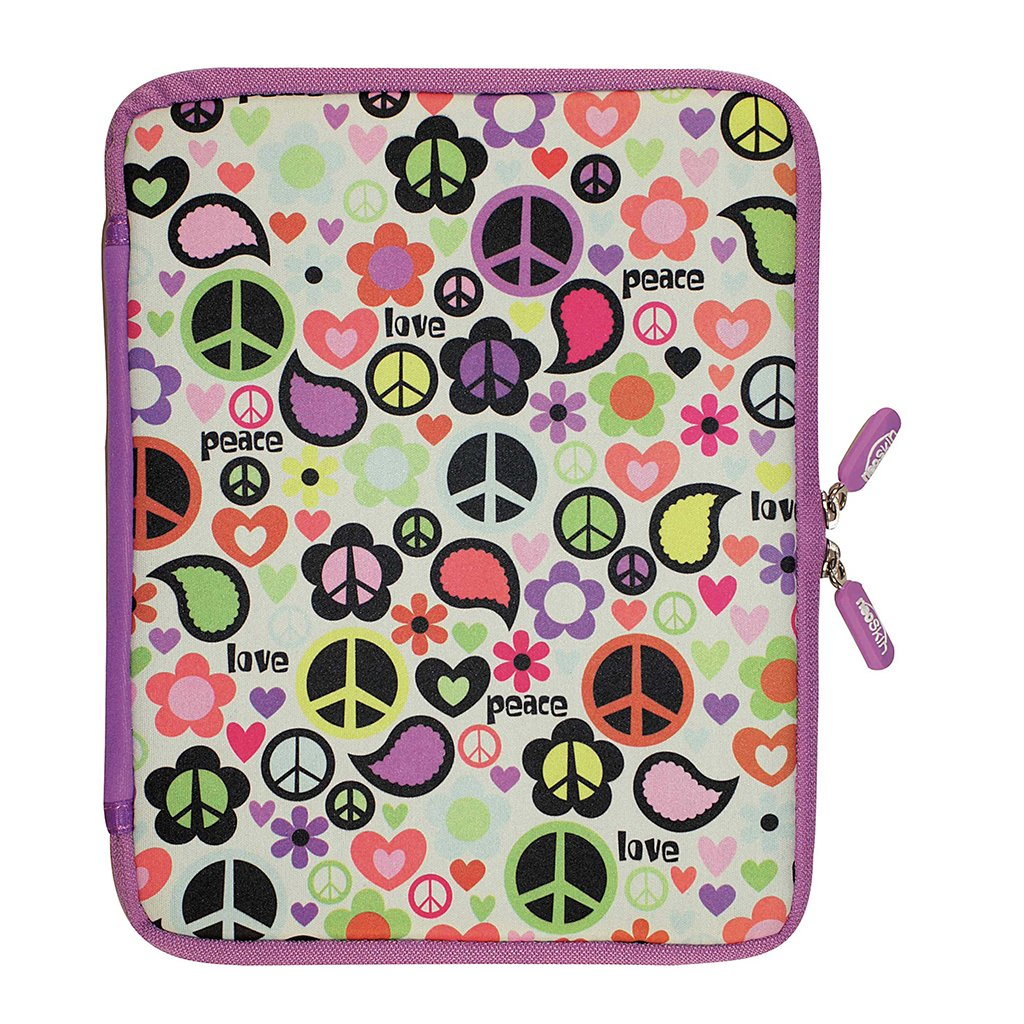 Funda para iPad Peace out