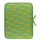 Funda para iPad Live love laugh