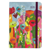 Agenda Brilliant Floral Sep 2019 - Dic 2020