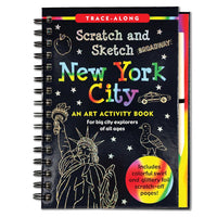 Libro para raspar New York City