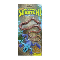 Mega Stretch Serpiente y Rana