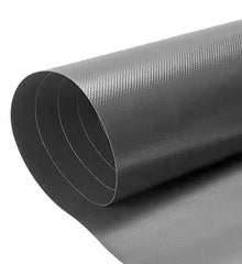 22 oz Extra Heavy Duty Gray Vinyl Roll by AtlasShield Pro