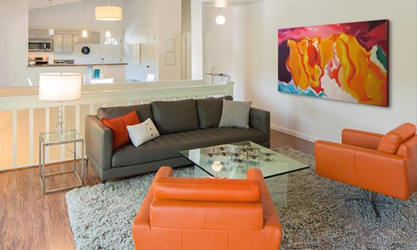 Color Crush: Orange
