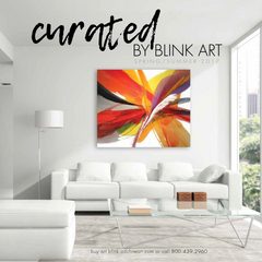 Curated by Blink Art