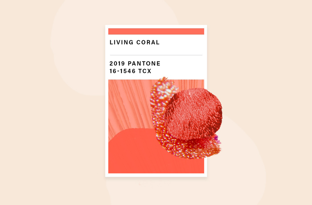 The perfect color matches for living coral pantone 39 s 2019 - 2019 color of the year ...