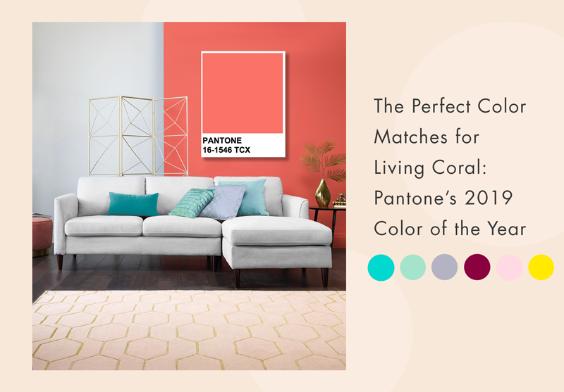 Best Color Pairings for Coral Décor and Artwork