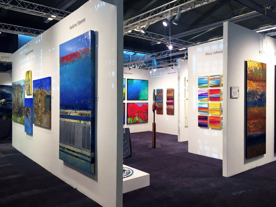Blink Art Resource I Exhibits at Art San Diego I Selling Artists Work
