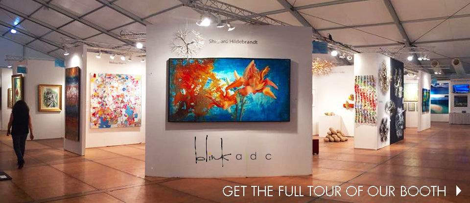 Blink Art Resource at Spectrum Miami I Art Week Miami I Selling Artist Work
