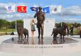 US Military Working Dog Teams National Monument