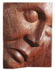 Paul Reiber / Face #3 / 6 x 8 x 2.75 / walnut