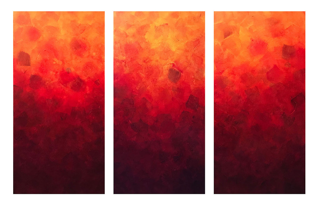 Intensity (Triptych)
