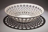 Lacy Round Bowl