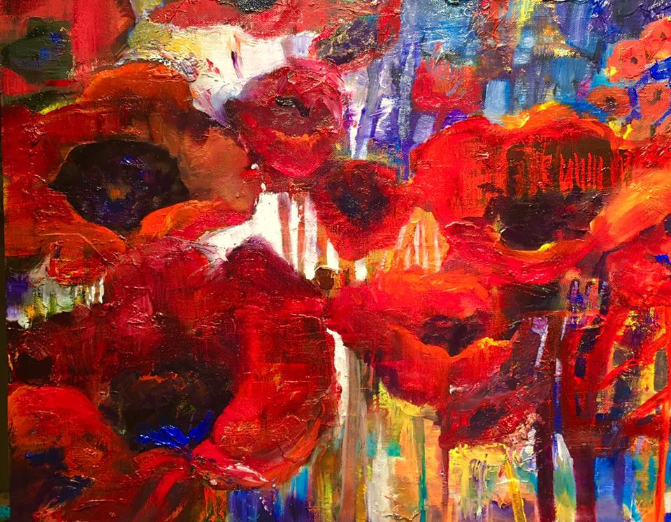 My Love of Poppies