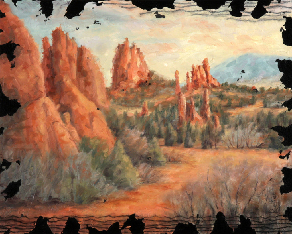 Witnesses of Time (Garden of the Gods) – Blink Art