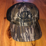 Unstructured Mossy Oak Bottomland Snapback