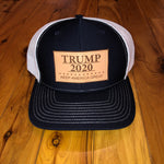 Trump 2020 Navy/White Snapback