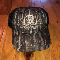 Unstructured Realtree Original/Black Snapback