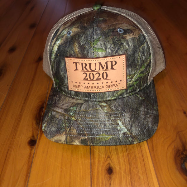 Trump 2020 Mossy Oak Obsession Snapback
