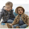Baby Boys Jacket Children Winter Spring Kids Outerwear Clothes thick overcoat outwear boy jackets - CheckaBaby