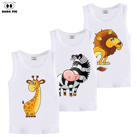 DMDM PIG Children's Clothing  T-Shirts for Boys and Girls Kids Clothes - CheckaBaby