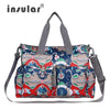 baby nappy bags diaper bag mother shoulder bag Fashion High quality maternity mummy handbag  waterproof baby stroller bag - CheckaBaby